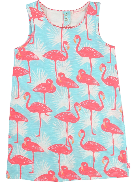 Billieblush Flamingo Mekko