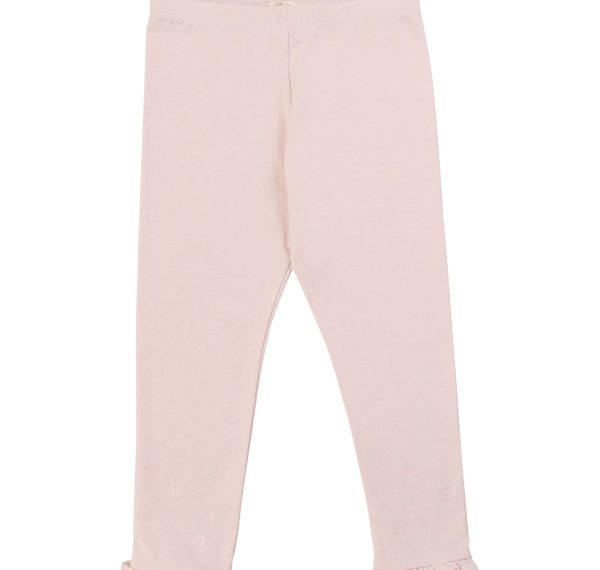 Billieblush leggings Heart pink