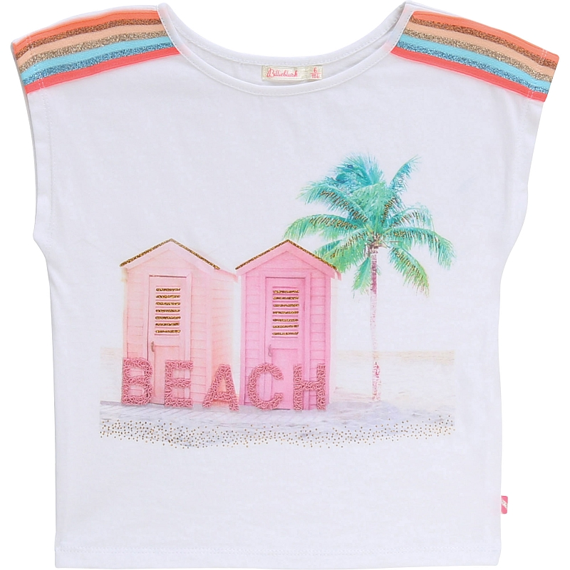Billieblush Beach t-shirt