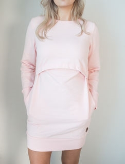 Blaa! Bourges Nursing Tunic Seashell Pink