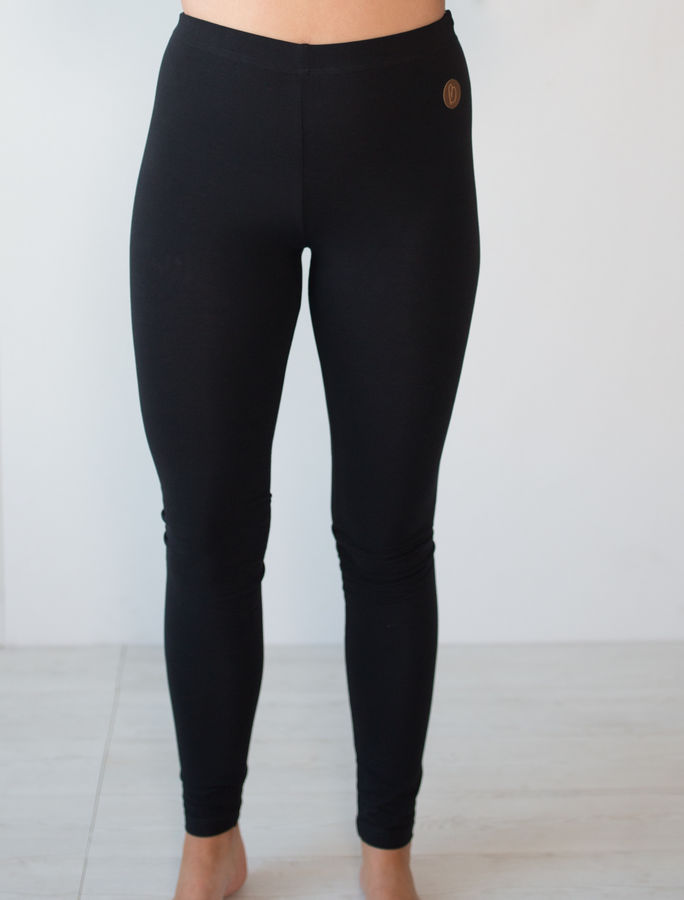 Blaa! Miami Woman Leggins Black