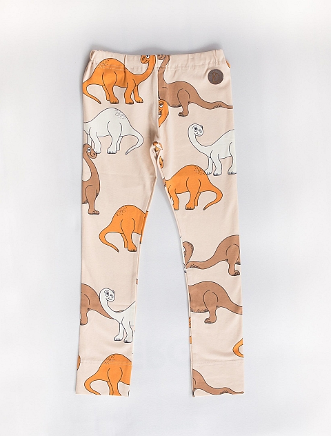 Blaa! Paris  Leggings Dino beige