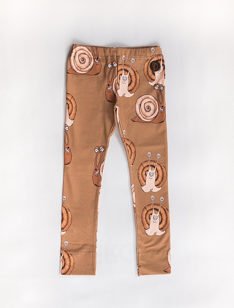 Blaa! Paris  Leggings Snail mud