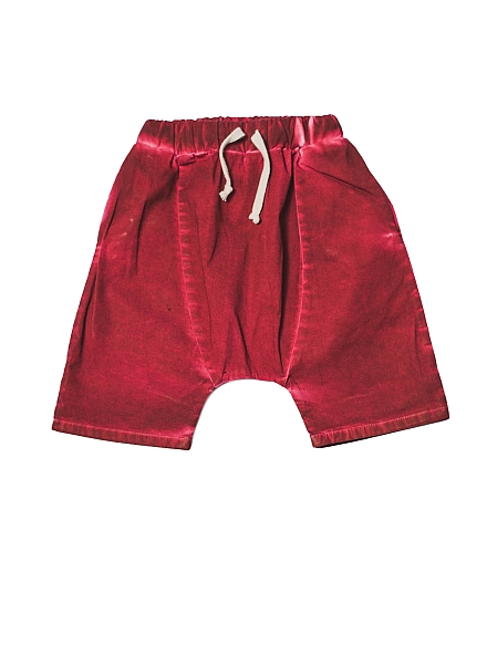 Booso Wind Shorts red