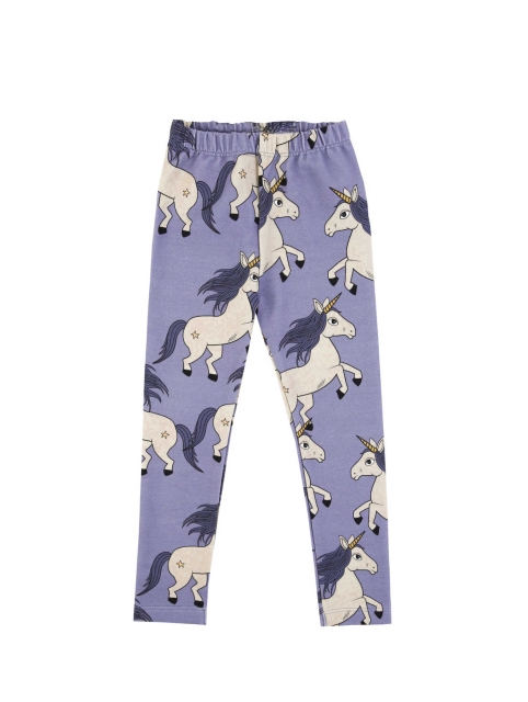 Dear Sophie Purple Unicorn Leggings