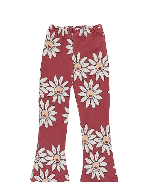 Dear Sophie Daisy Flares Red