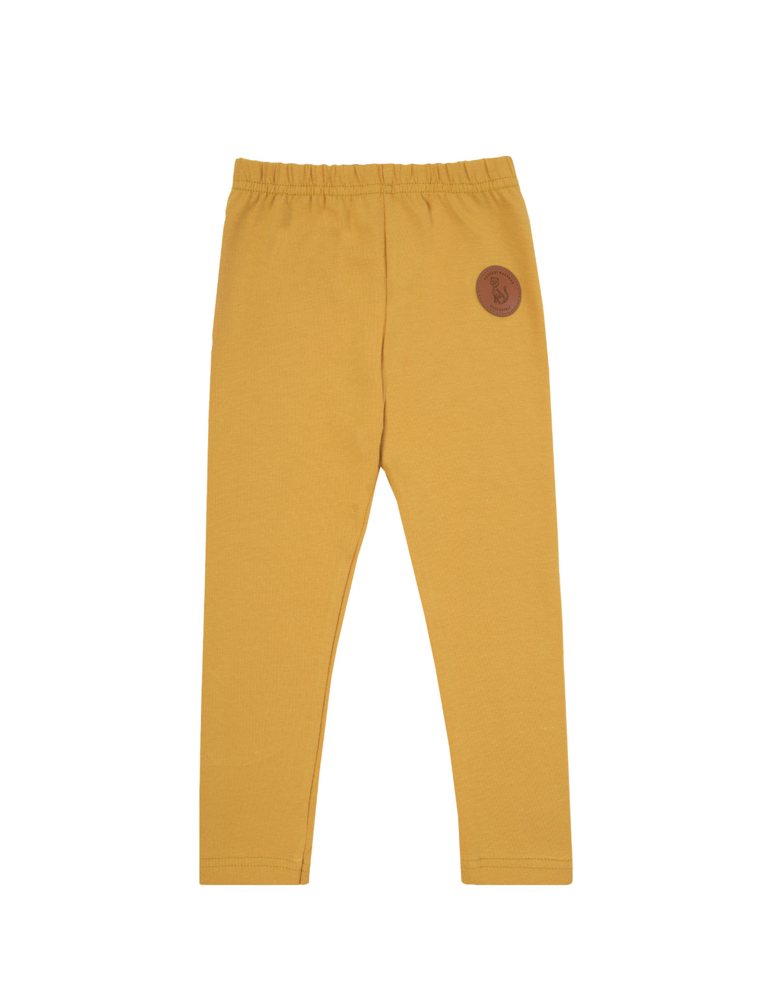 Dear Sophie  Yellow basic Leggings