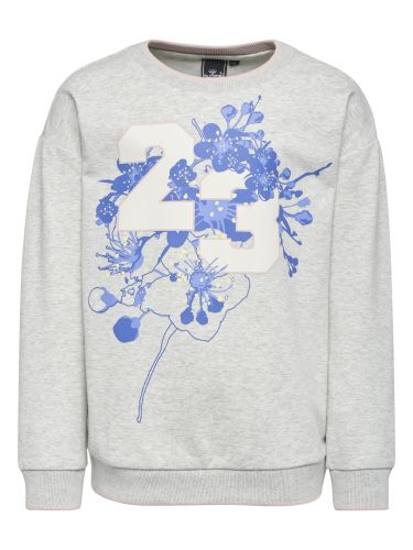 Hummel Taylos Sweatshirt Light grey melange