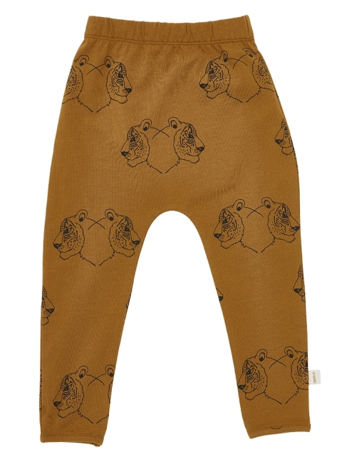 iglo+indi Honey Leopard baby pants