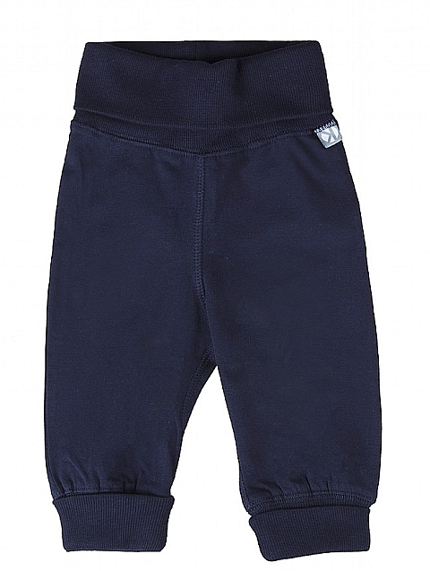Kids Up Baby Fox Housut navy