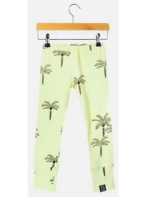 Kukukid Leggings Lemon palms