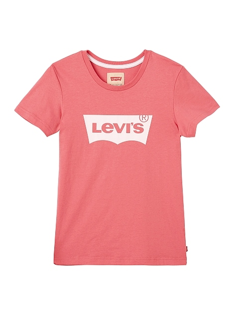Levi's Batlog T-paita Fruit Red standard fit