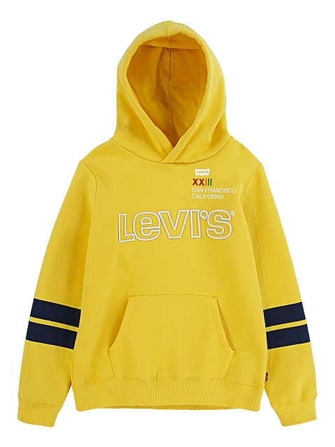 Levi's  Huppari San Fransisco California Lemon