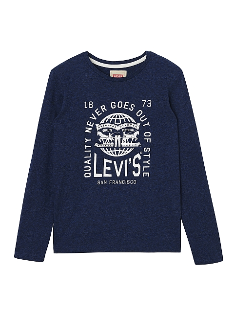 Levi's Pullworl Paita Dress Blue standard fit