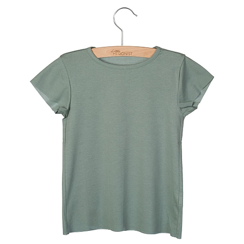 Little Hedonist T-shirt Dean Chinois Green