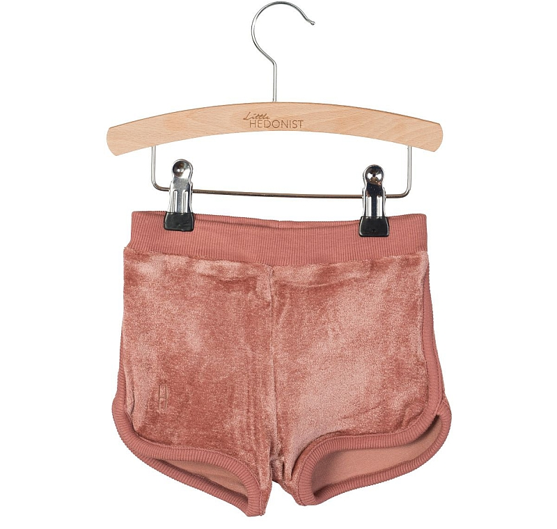 Little Hedonist Gigi Shorts Burlwood