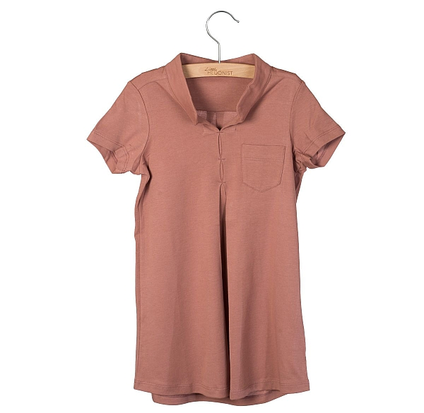 Little Hedonist Blouse Dress Vickey Burlwood
