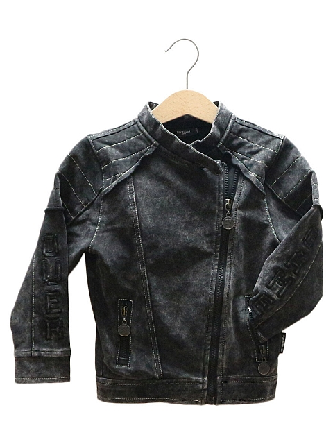 Lucky no.7 Game Over Biker Jacket