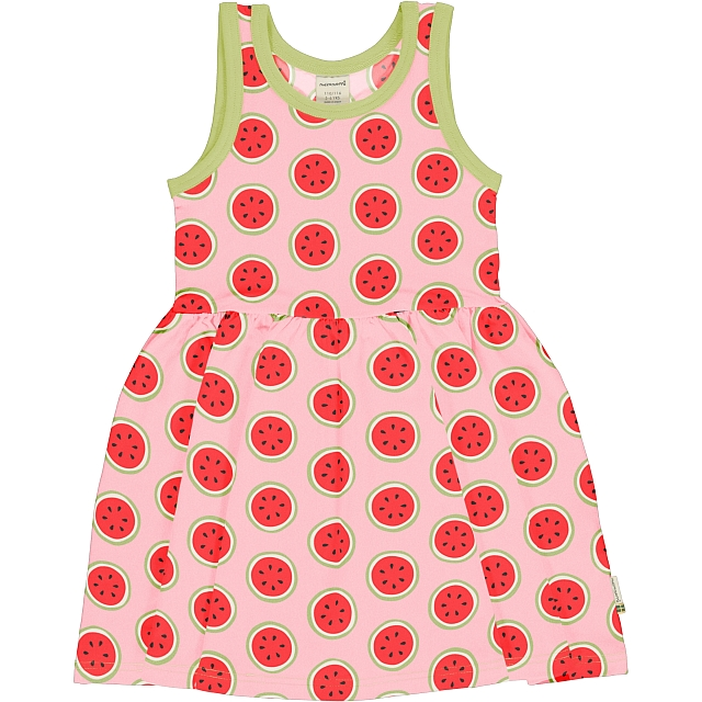 Maxomorra Watermelon spind dress
