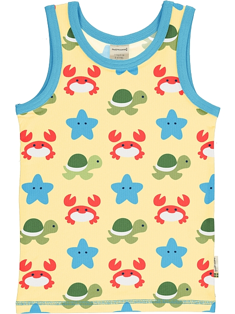 Maxomorra Beach Buddies tank top