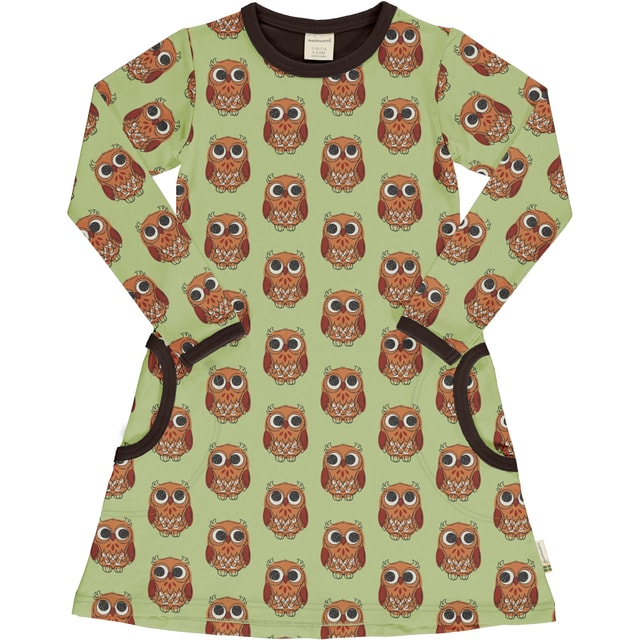 Maxomorra Owl dress
