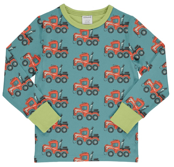 Maxomorra Highway Truck Top LS