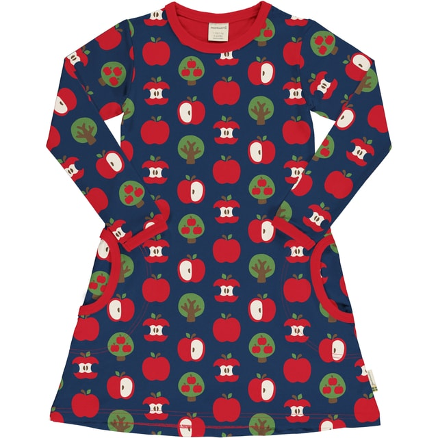 Maxomorra Apple dress