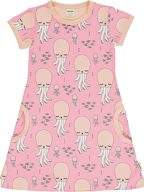 Meyadey Cute Squid Dress ss
