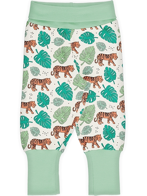 Meyadey Tiger jungle Rib pants