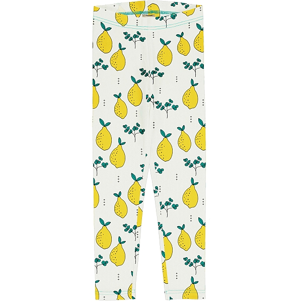 Meyadey Leafy lemon Leggings
