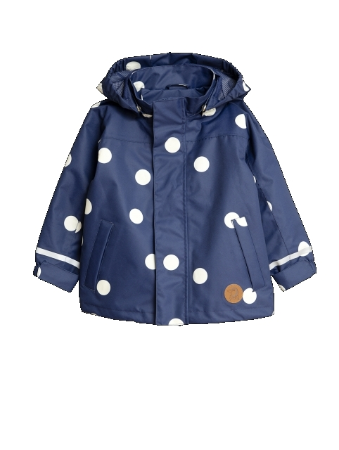 Mini Rodini  Edelweiss Jacket Blue