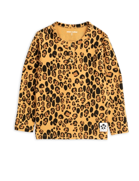 Mini Rodini  Basic Grandpa Leopard