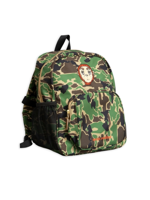 Mini Rodini  Camo School Bag