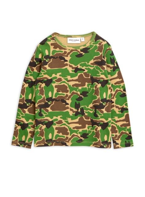 Mini Rodini Camo Grandpa green