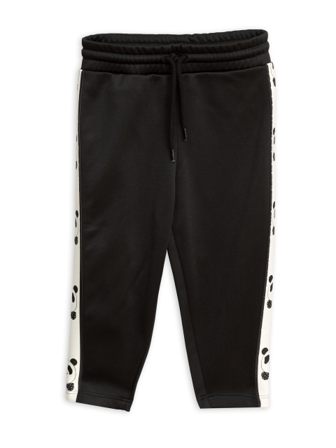 Mini Rodini   Panda wct Pants Black