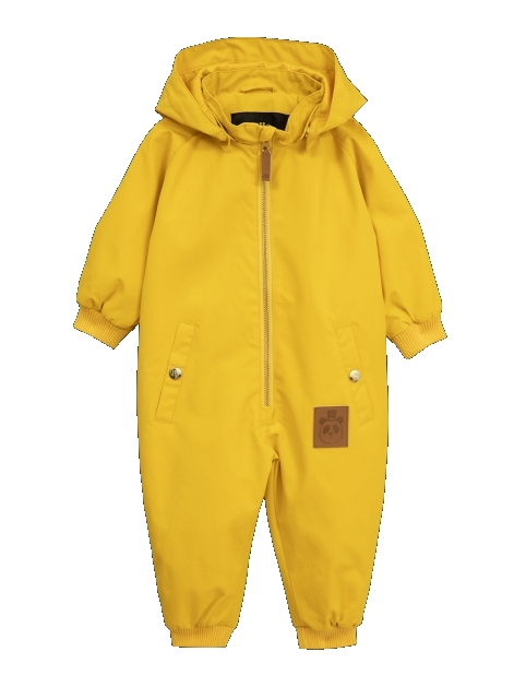 Mini Rodini  Pico Overall Yellow
