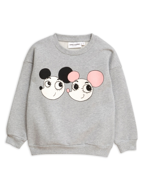 Mini Rodini Ritzratz Sweatshirt grey