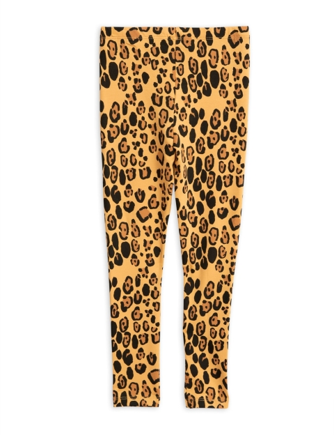 Mini Rodini  Basic Leggings Leopard