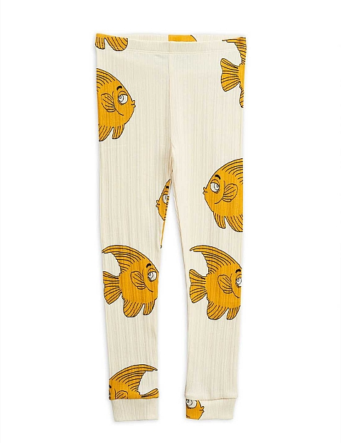 Mini Rodini  Fish Leggings