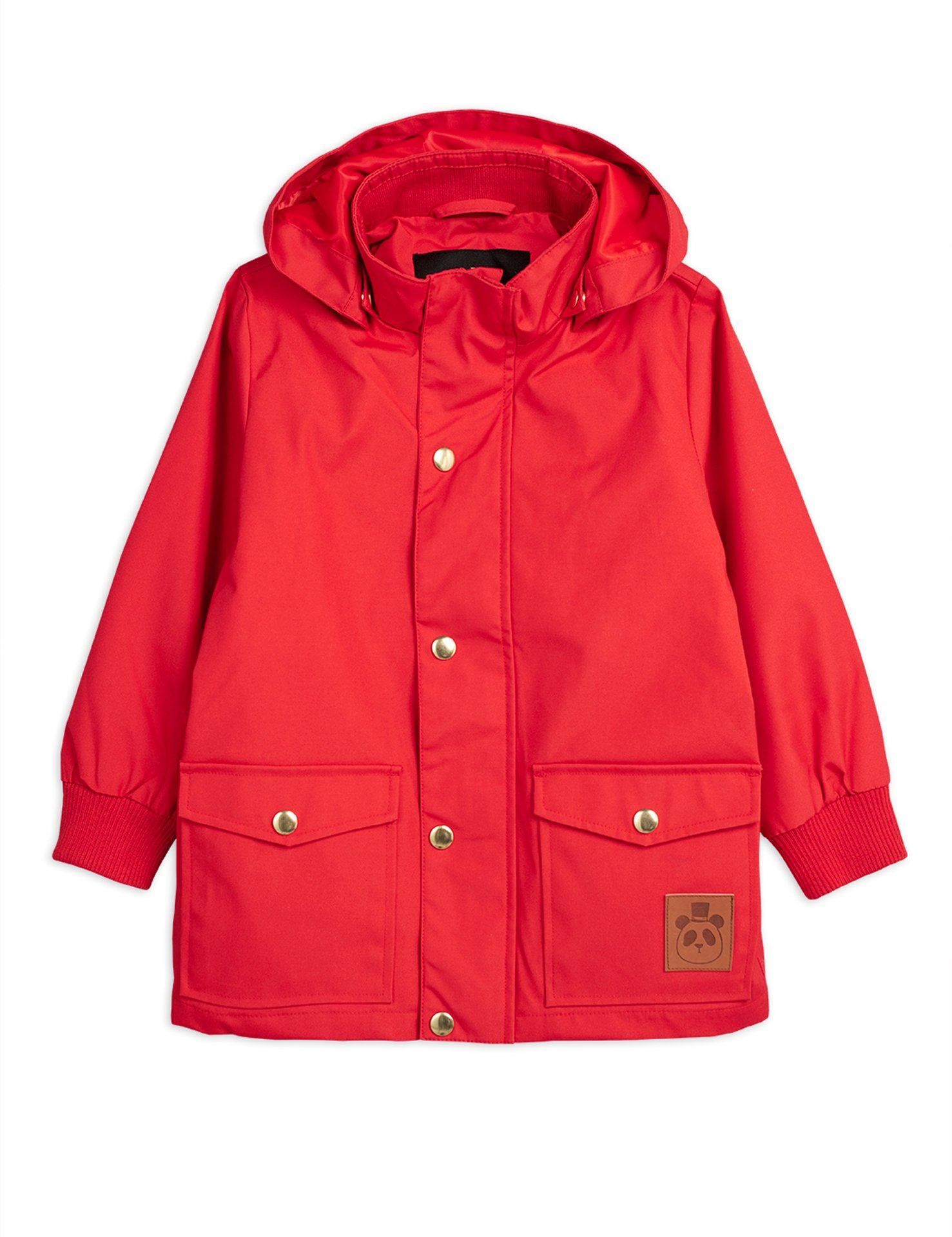 Mini Rodini  Pico Jacket  Red