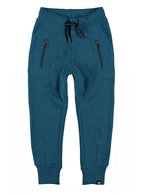 Molo Kids Ashton pants Frozen Deep