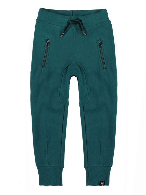 Molo Kids Ashton pants Shady green