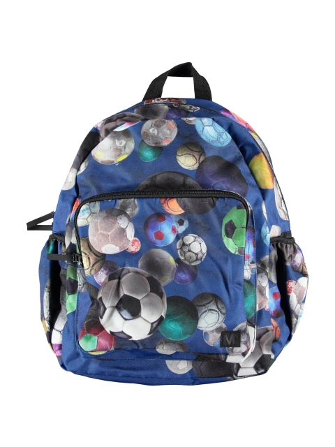 Molo Kids Backpack Cosmic Footballs