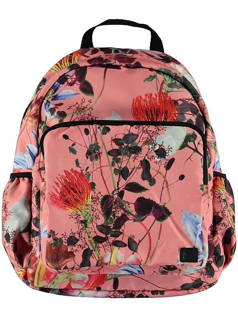 Molo Kids Big Backpack Flowers of the World