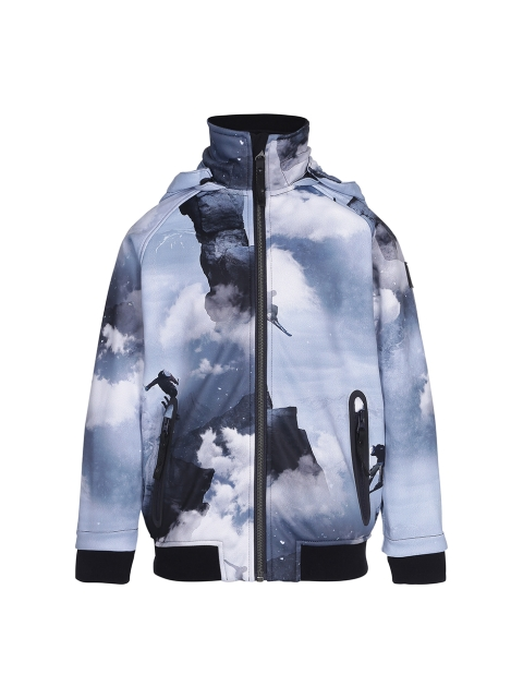 Molo Kids  Cloudy High in the Sky softshell takki