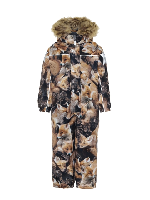 Molo Kids  Polaris Fur Fox Camo toppahaalari