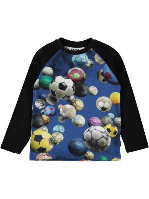 Molo Kids Remington Cosmic Footballs Paita