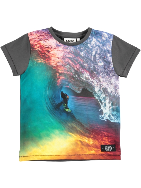 Molo Kids Runi Rainbow Surfer
