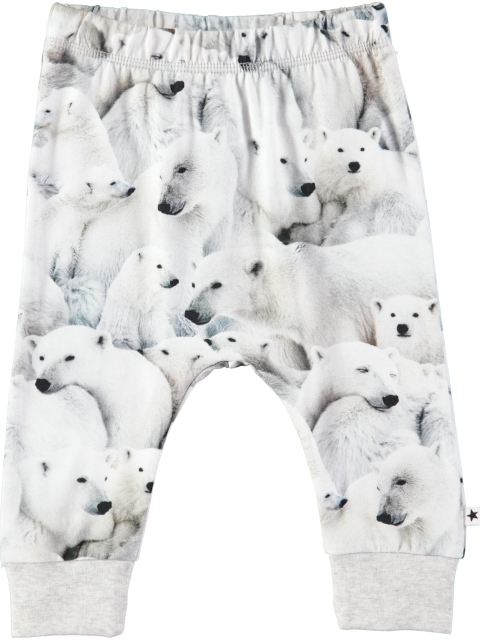Molo Kids Simone Polar Bear Jersey Housut