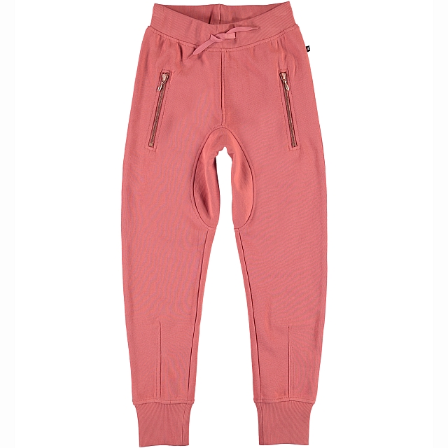 Molo Kids Ashley Faded rose pants